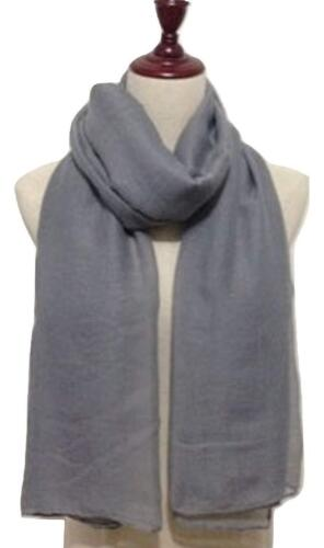 Women Maxi 100/% Cotton//Viscose Scarf Hijjab Shawl Maxi