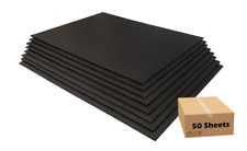 Corrugated Plastic 50pack Yard Sign Sheets 18x24x4mm Blank Sign Poster Board