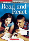 Read and React: Beginner-intermediate) by Scholastic (Spiral bound, 2003)