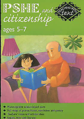 Barbera, Jacqueline, Goddard, Gillian, PSHE and Citizenship 5-7 Years (Teaching