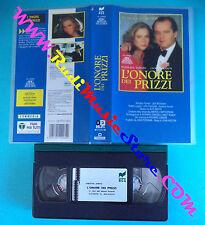 film VHS L'ONORE DEI PRIZZI Kathleen Turner Jack Nicholson 1991 RCS (F42) no dvd