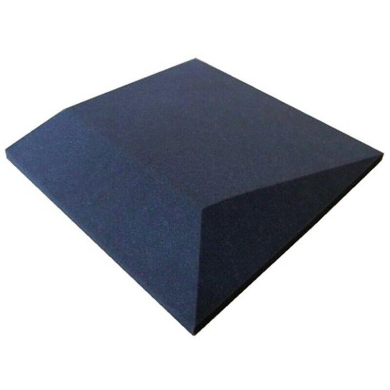 VORTEX MODULI FONOASSORBENTI DESIGN A FACCE INCLINATE  50x50, 2-10cm 8 PEZZI