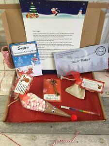 Personalised-Vigilia-di-Natale-Scatola-l-039-attivita-Pack-cariche-per-bambini-calza-Stuffer