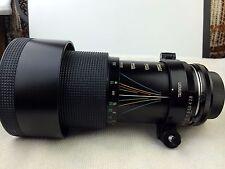 Rare! Tamron SP Adaptall 2 (30A) LD 80-200mm f2.8 Lens in FD Adaptall Ring.