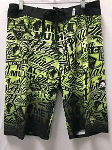 cf60caeb56372 Metal Mulisha Men's Board Shorts
