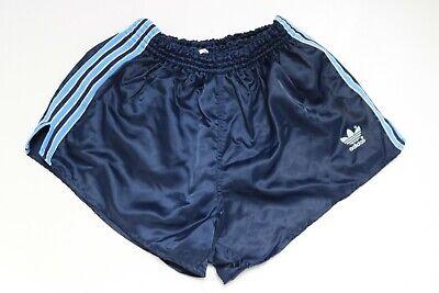 Adidas Vintage 80s Shiny Shorts Nylon Running West Germany Sprinter D 6 M Es3-mostra Il Titolo Originale Alta Qualità E Poco Costoso