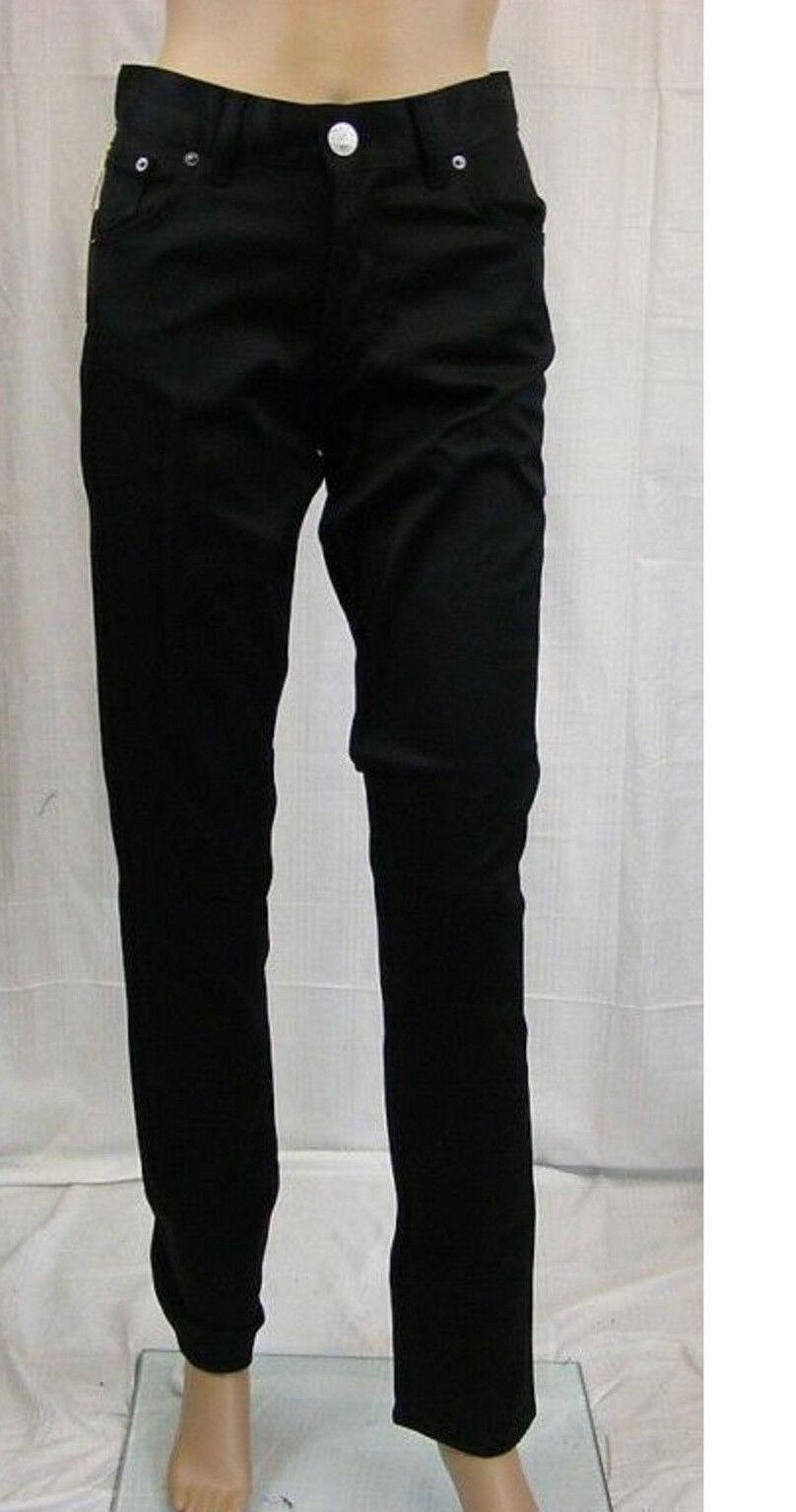 MARIA WESTERLIND   W26 L32  edle Designer Jeans  STYLISCH  schwarz  NEU