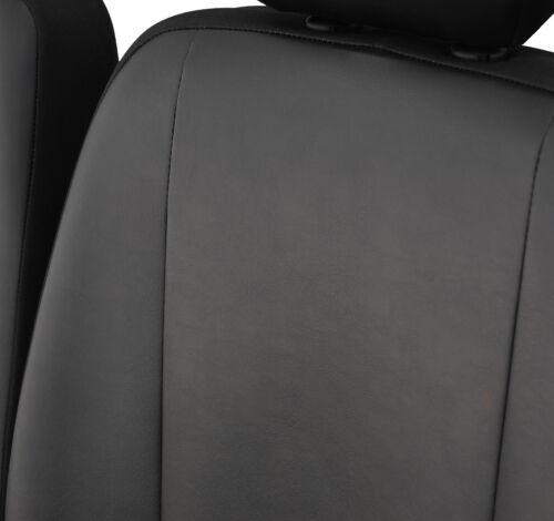 Bus Opel Movano  Kunstleder Schonbezug Sitzbezug Sitzbezüge Sitzschoner 1+2