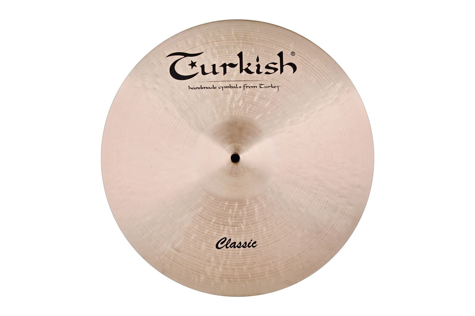 Turkish ZilZen Cymbals Classic Crash, 16