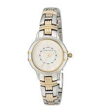 Anne Klein Watch * AK 1993SVTT Two Tone Gold & Silver Steel MOM17 COD PayPal