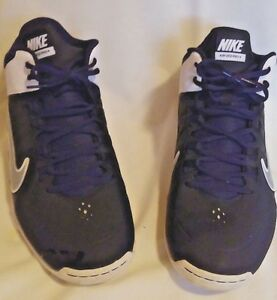 NIKE AIR VISTA PRO BLACK AND WHITE MENS SHOES SIZE 13