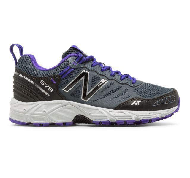 Nuevo Para Mujer New Balance Zapatos tenis tenis tenis de correr 573 Talla 6.5 todo terreno WTE573D3  Obtén lo ultimo