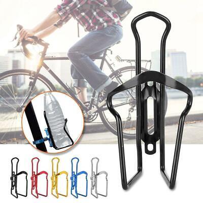 NEW Bike Bicycle  Drink Water Kettle Bottle Holder Cages Handlebar Bracket US