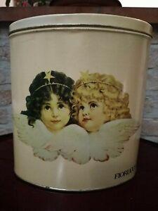 Boîte Étain Vintage Fiorucci