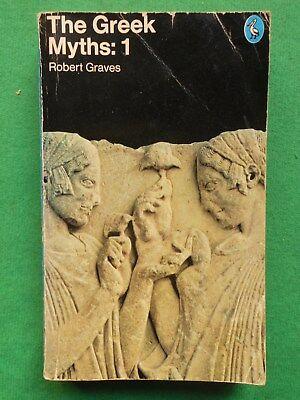 The Greek Myths Vol 1 Robert Graves 1984 Pelican Pocket Kortingen Sale