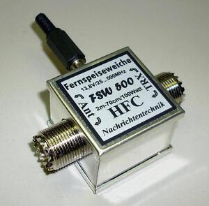 Fernspeiseweiche-FSW-500-25-500-MHz-UHF-PL