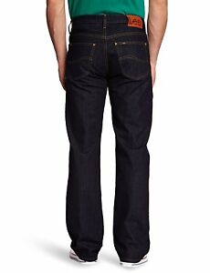 Lavado Normal Brooklyn One Corte Azul Nuevo Lee C Oscuro Hombre Jeans qxRqPXT