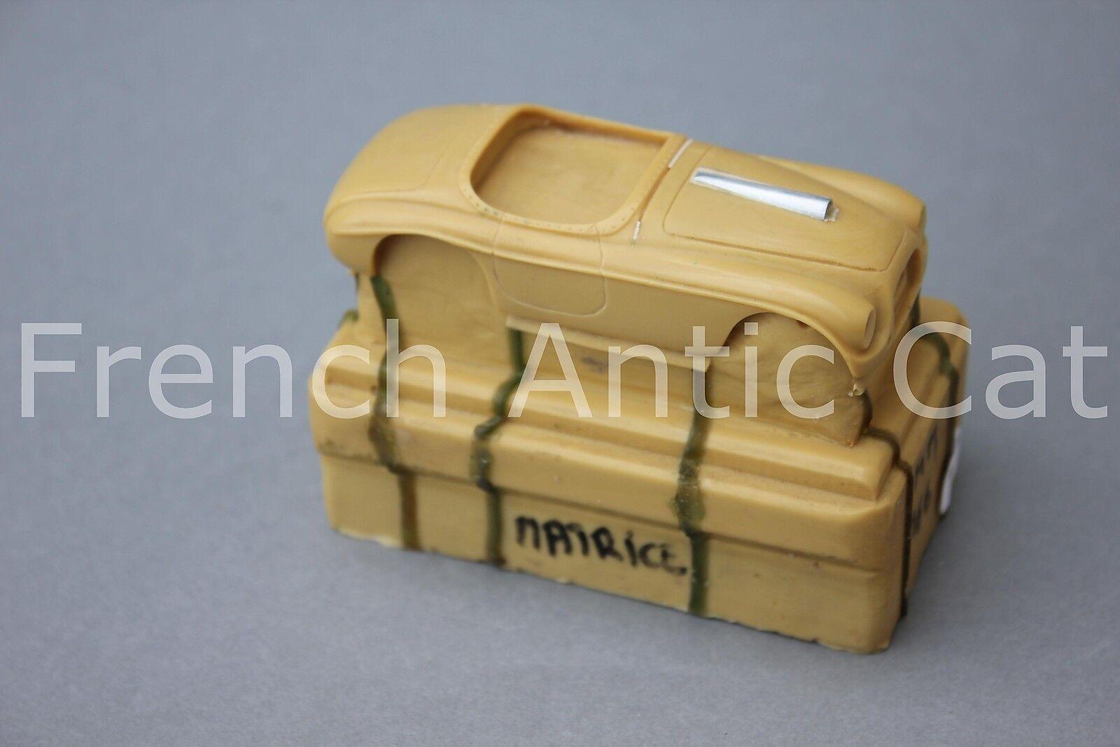 Rare matrix mould resin ferrari 166 mm 1 43 challange heco modeles car sr