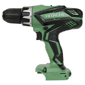 Nouveau-Hitachi-DV18DGL-18-V-1-2-034-Li-Ion-2-Vitesse-Perceuse-a-percussion-utilise-BSL1830-BSL1840