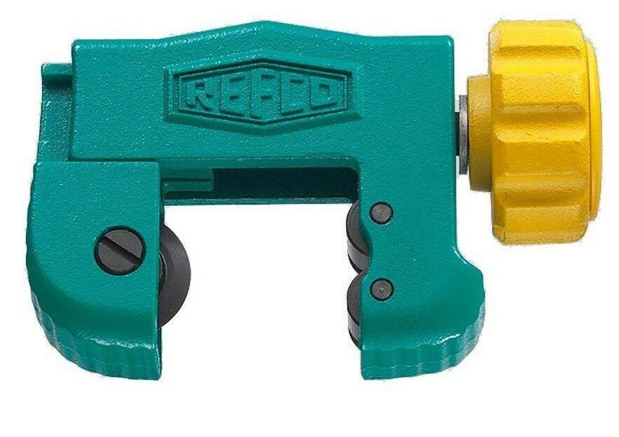 Refco TUBE CUTTER Heavy Duty- 1 8  To 5 8  Or 1 8  To 1