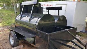 Big-Hog-Mobile-Kitchen-BBQ-Smoker-Trailer-Food-Truck-Catering-Concession-Vending