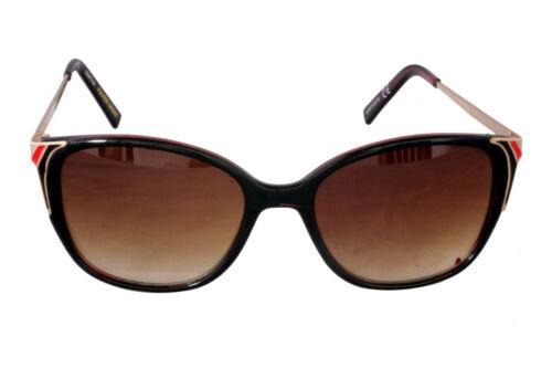 Foster Grant Martha FG88 Damen Katze Stil Sonnenbrille Plastik Rahmen Katze 3
