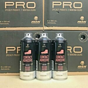 3x-Mtn-Pro-Contact-Adhesive-Spray-by-Montana-Colors-400ml