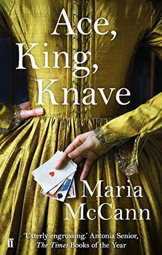 1 of 1 - MARIA McCANN ___ ACE, KING, KNAVE ___ BRAND NEW ___ FREEPOST UK