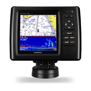 Garmin echoMAP CHIRP 54cv with transducer (010-01799-01)