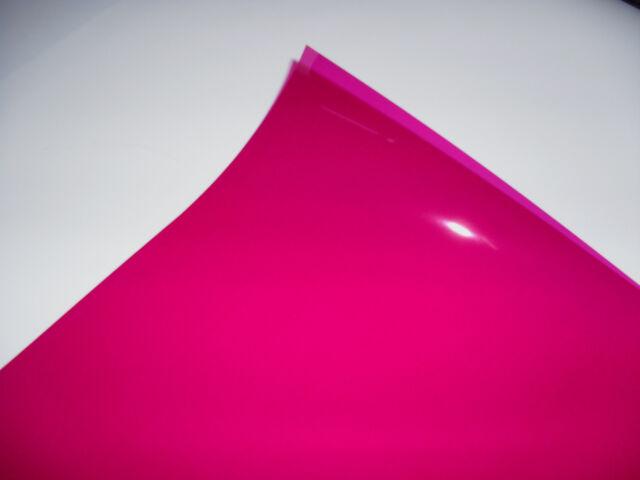 4 X PAR 64 111 DARK PINK Lighting Filter Colour Effect Gel Theatre DJ Lights LED