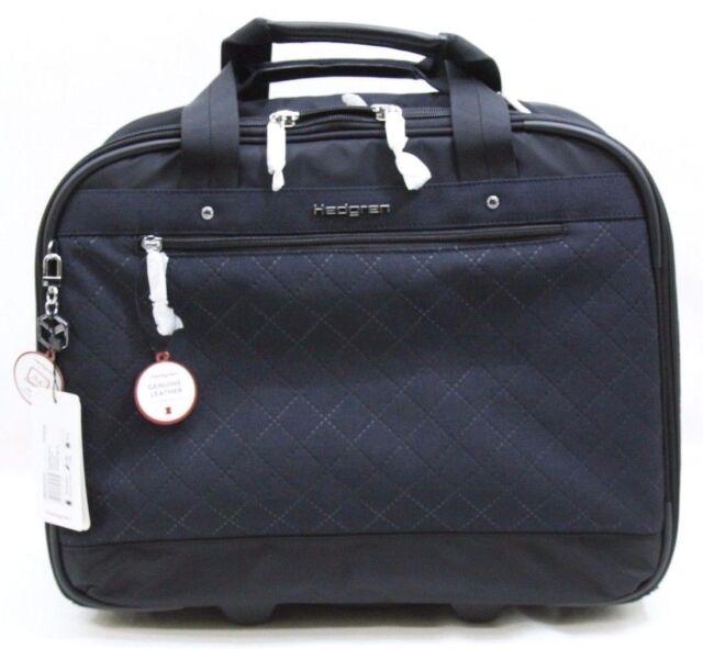 hedgren diamond star  Hedgren Diamond Star Onyx Carry on Mobil Office Handbag Black for ...