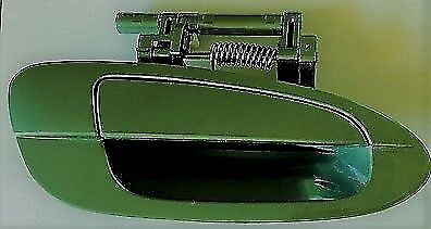 For 2002-2006 NISSAN ALTIMA Outside Door Handle DY2 Emerald Rear Left B3777