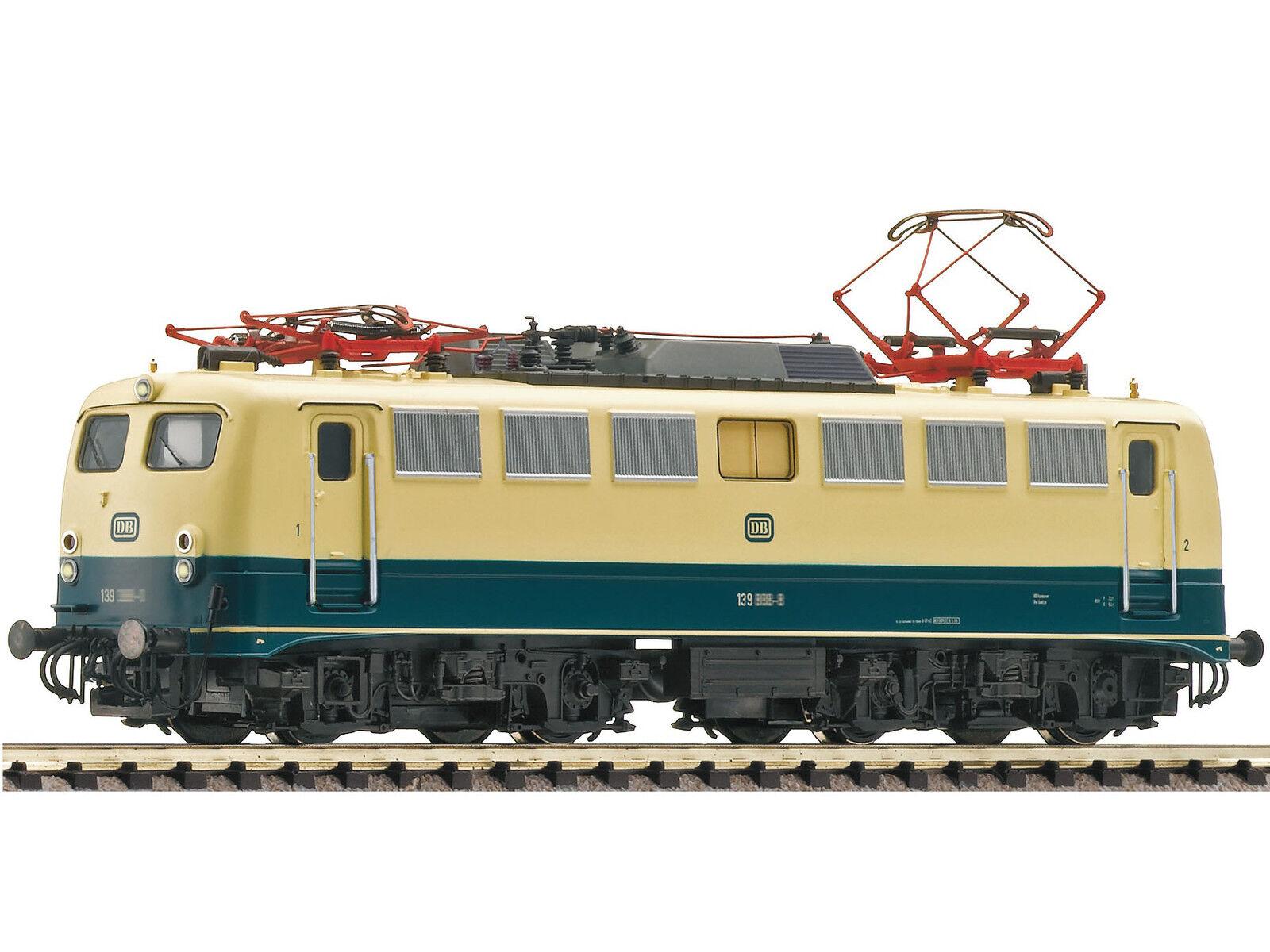 Fleischmann 733171-DCC SOUND Elektrolok BR 139 DB-Spur N-NUOVO