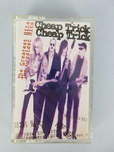 Vintage 1991 Cheap Trick The Greatest Hits Cassette Tape Rock Hard Rock