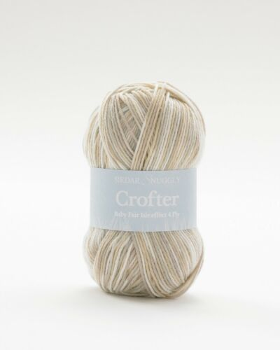 Sirdar Snuggly Baby Crofter *4 PLY* **ALL COLOURS**