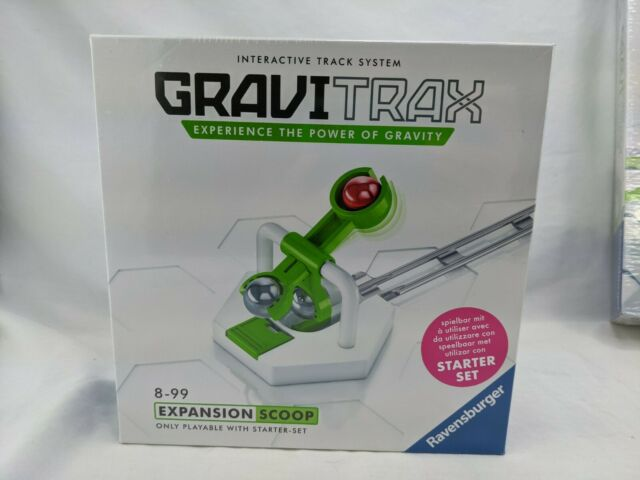 Ravensburger 27602 Gravitrax Interactive Track System Expansion Scoop