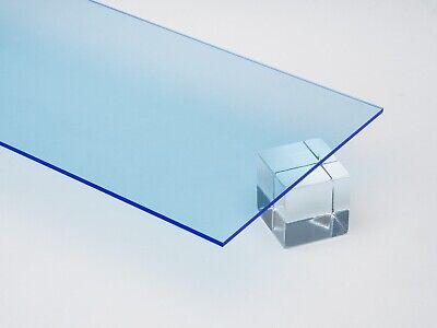 "Acrylic Orange Fluorescent Plexiglass .125/"" 1//8/"" x 24/"" x 48"" Sheet #6330"
