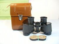 Carl Zeiss West (Oberkochen) 8 x 30B binoculars with case