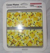 New Nintendo 3DS Cover Plate no. 57 - POKEMON PIKACHU US SELLER