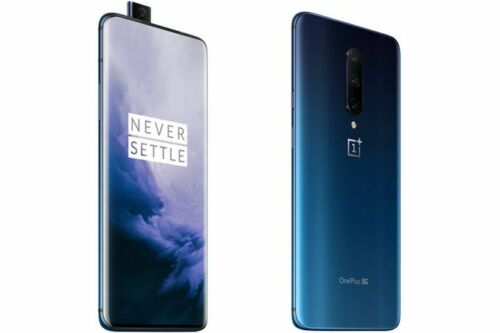 OnePlus 7 Pro - 256GB -5G Nebula Blue Unlocked A Stock READ SUBTITLE
