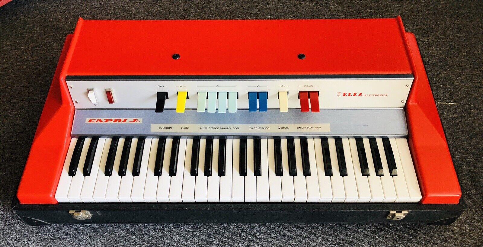 Elka Capri Jr. Vintage Combo Orgel