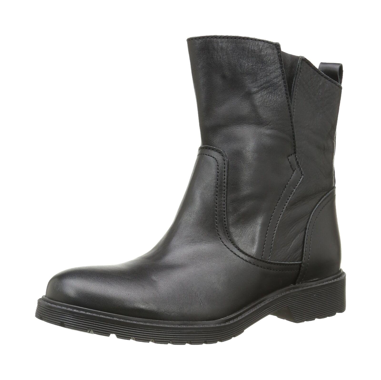 Buffalo para mujer Tobillo de 8036 Antiguo Tobillo mujer Botas Negro (Negro 01 00) 5 Reino Unido 121986