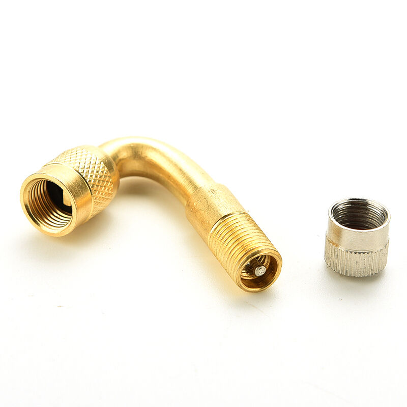 POHOVE Tire Inflating Hose Tube Flexible Extension Valve Adaptor Thread Extension Locking Air Chuck Universal Cars Motorcycle Bike