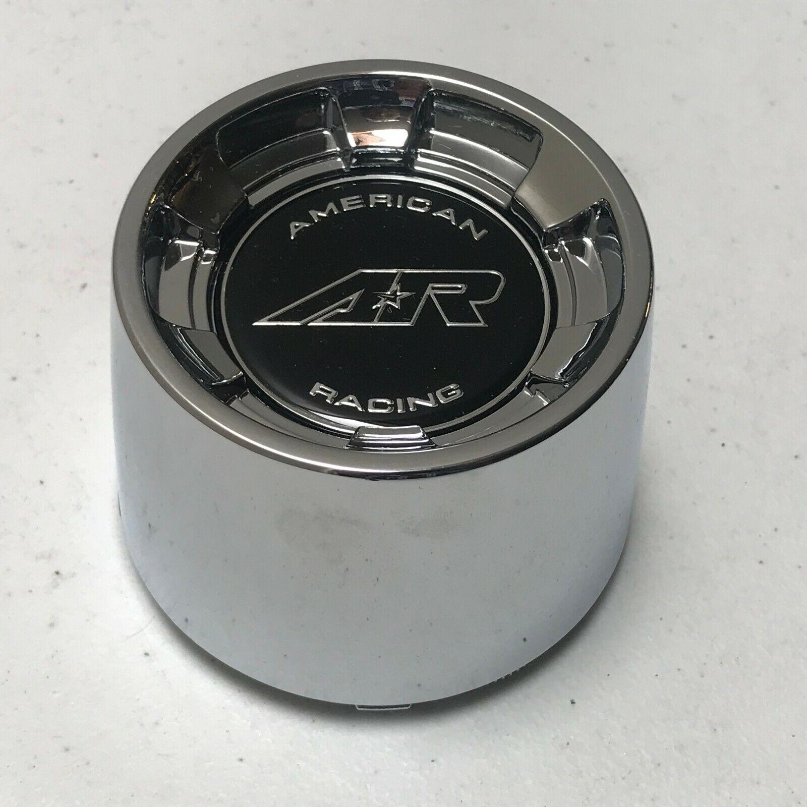 American Racing 1342100319 930C02 Gloss Black Wheel Center Cap