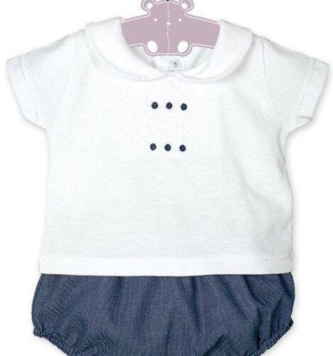 Español Bebé Chicos Jam Pantalones y Camisa Set