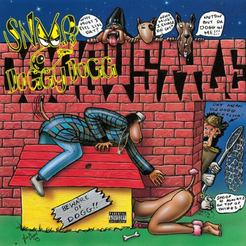 SNOOP DOGG Doggystyle BANNER HUGE 4X4 Ft Fabric Poster Tapestry Flag album cover