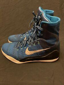 various colors d018e f41f9 Image is loading Nike-Kobe-9-IX-Elite-High-Legacy-Brave-