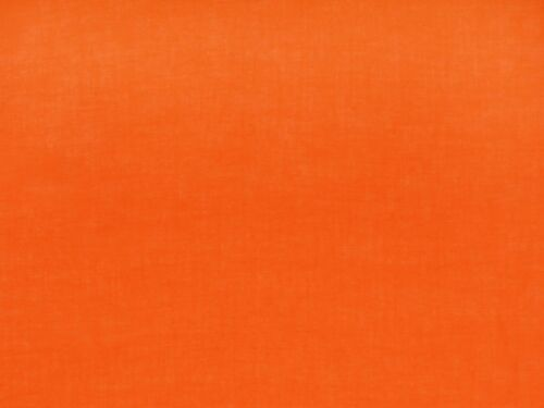 140cm Baumwollstoff ca orange Batist