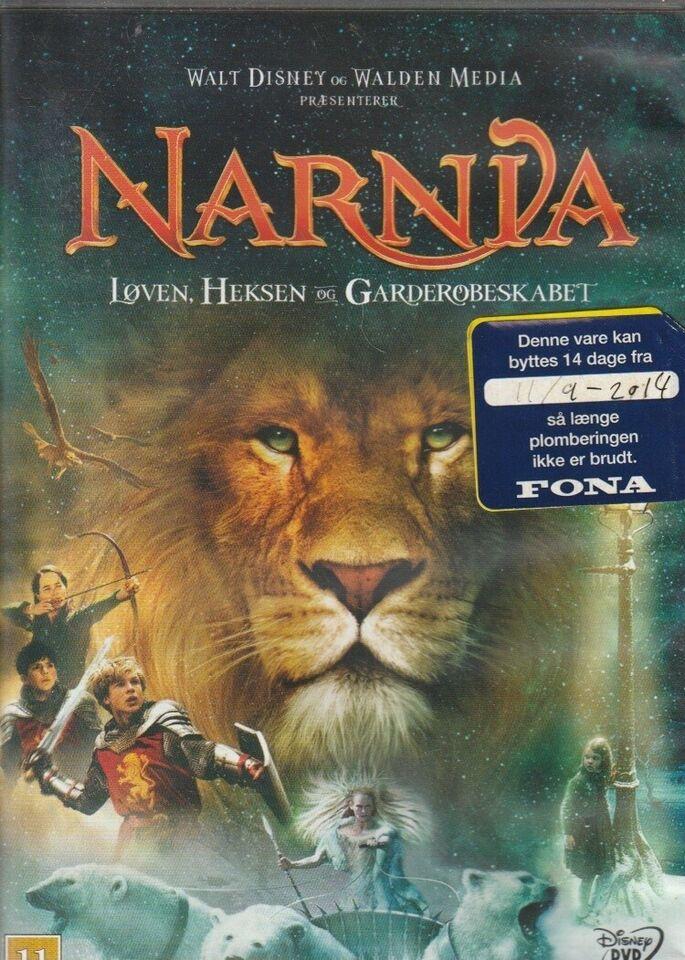 NARNIA - Løven, Heksen Og Garderobeskabet, instruktør