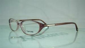 CLEARANCE.. TOM FORD TF 5135 081 CRYSTAL LILAC Frames Glasses Eyeglasses Size 52